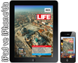 Konya Life iPad ve iPhone'da